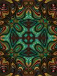 Trippy Fractal Kaleidoscope 2