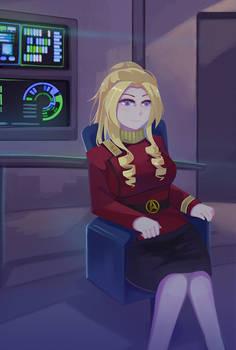Star Trek Lieutenant Sayaka Midou