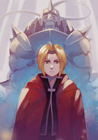 Fullmetal Alchemist Fanart by Simple-illust