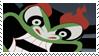 Crazy stamp by teacupballerina