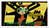 Aku's sammich stamp by teacupballerina