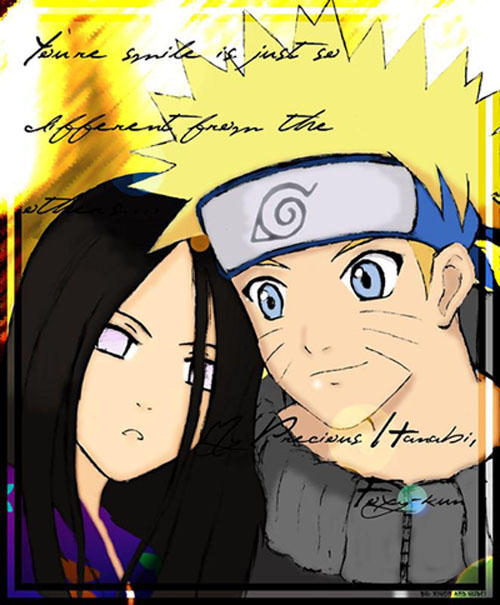Naruto and hanabi lemon fanfiction