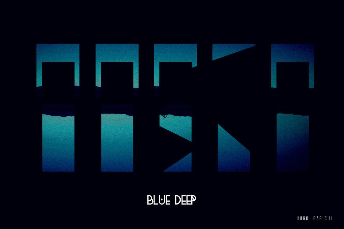 Blue Deep by Hougo