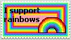 rainbows by gummybug24