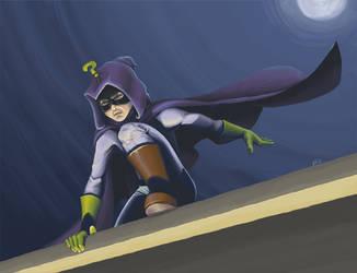 Mysterion by WickedFerret