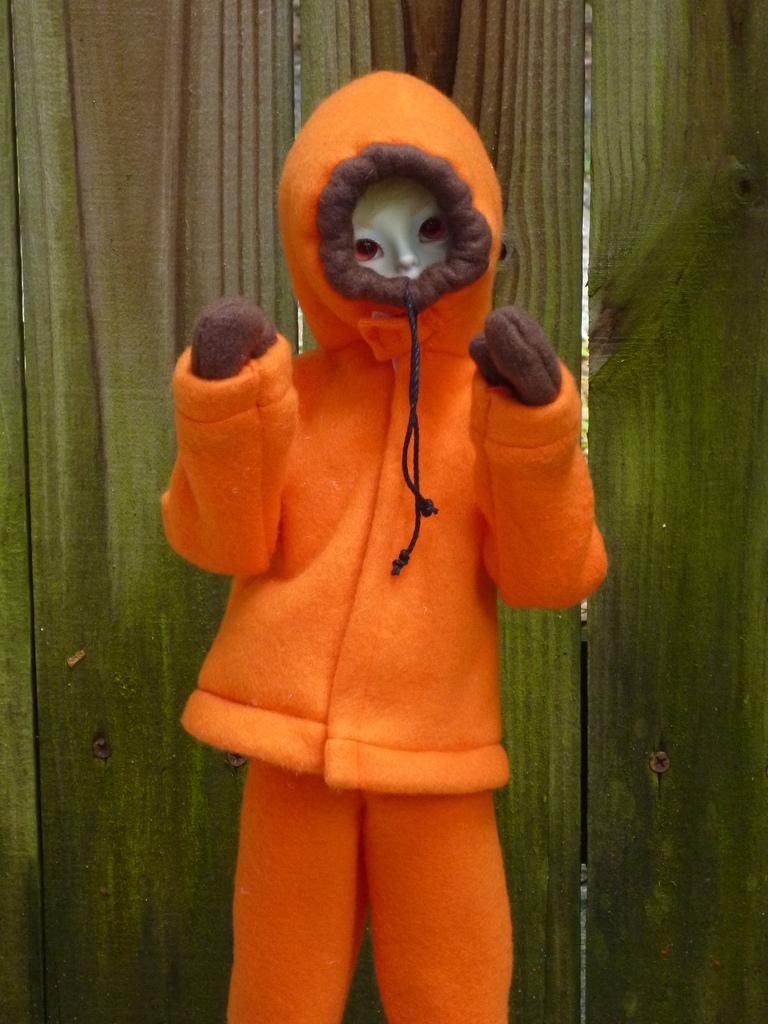 Kenny mccormick cosplay