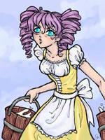 Milk Maid by WickedFerret