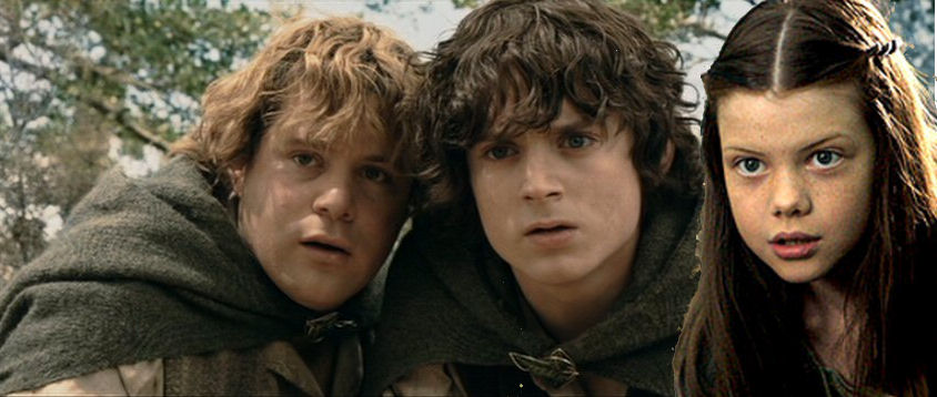 Frodo And Sam Quotes. QuotesGram   844 X 358 Jpeg 72kB