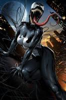 She-Venom by Jeremy Roberts by Xeno851