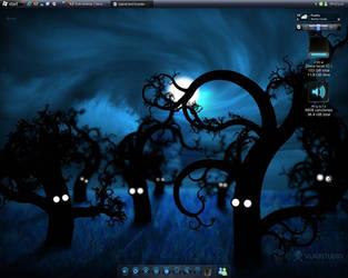 Calabi Desktop by realmotion