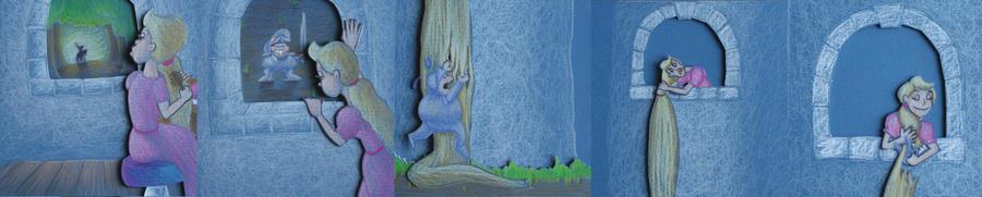 Rapunzel by sarahihrke