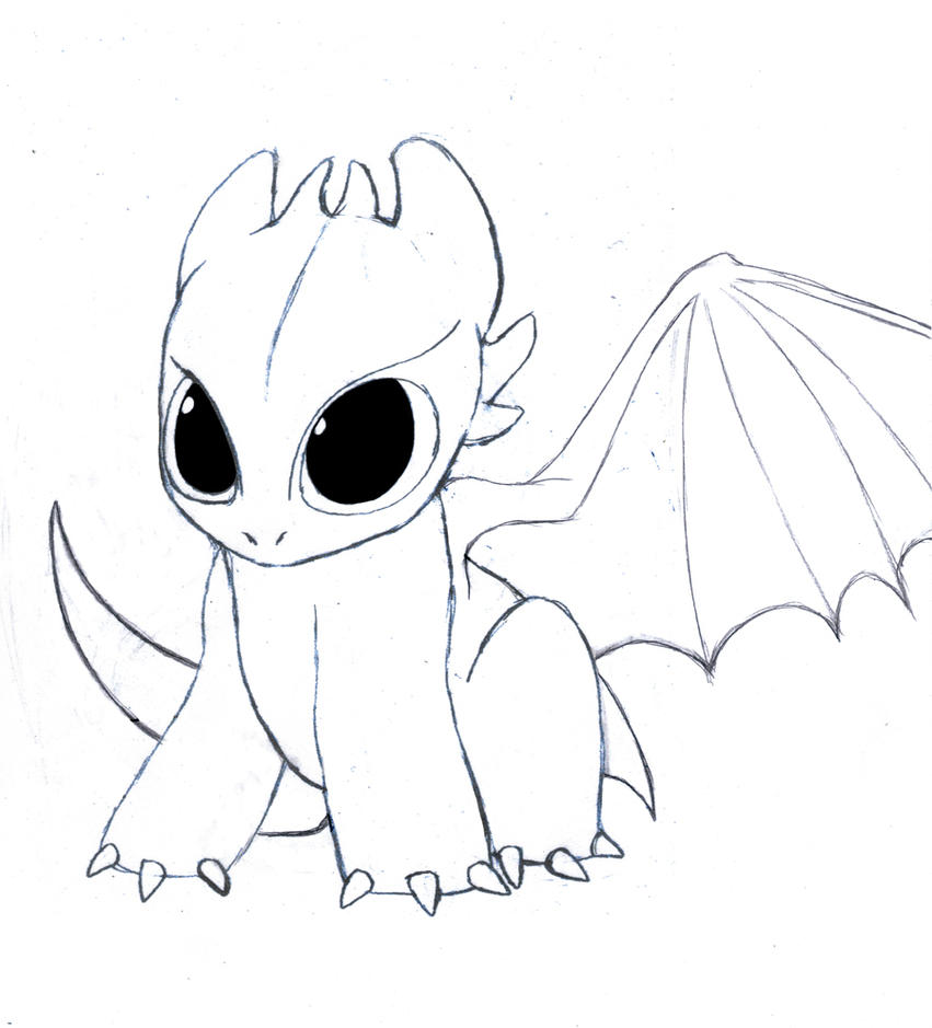 how to train your dragon coloring pages toothless - chibi toothless by drmambo199 on deviantart