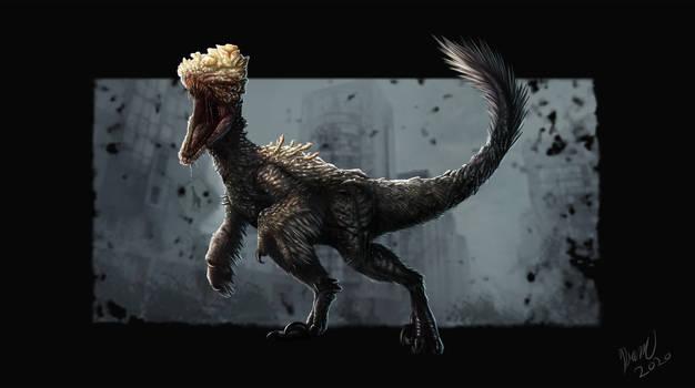 TLOU Clicker Raptor Concept