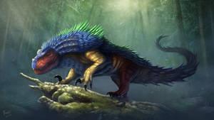 Makeera Creature Concept