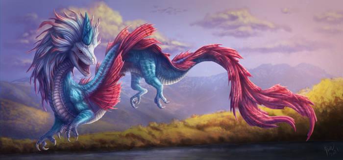 Raya and the Last Dragon Sisu Fanart