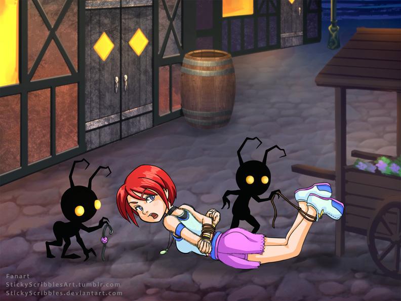 Kingdom Hearts, Kairi ...
