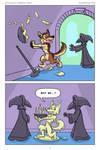 Commission Bandit Wax Comic Page2
