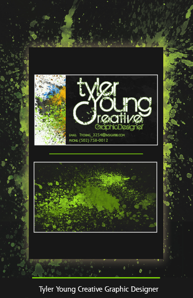 Tyler Young Creative by TylerCreatesWorlds