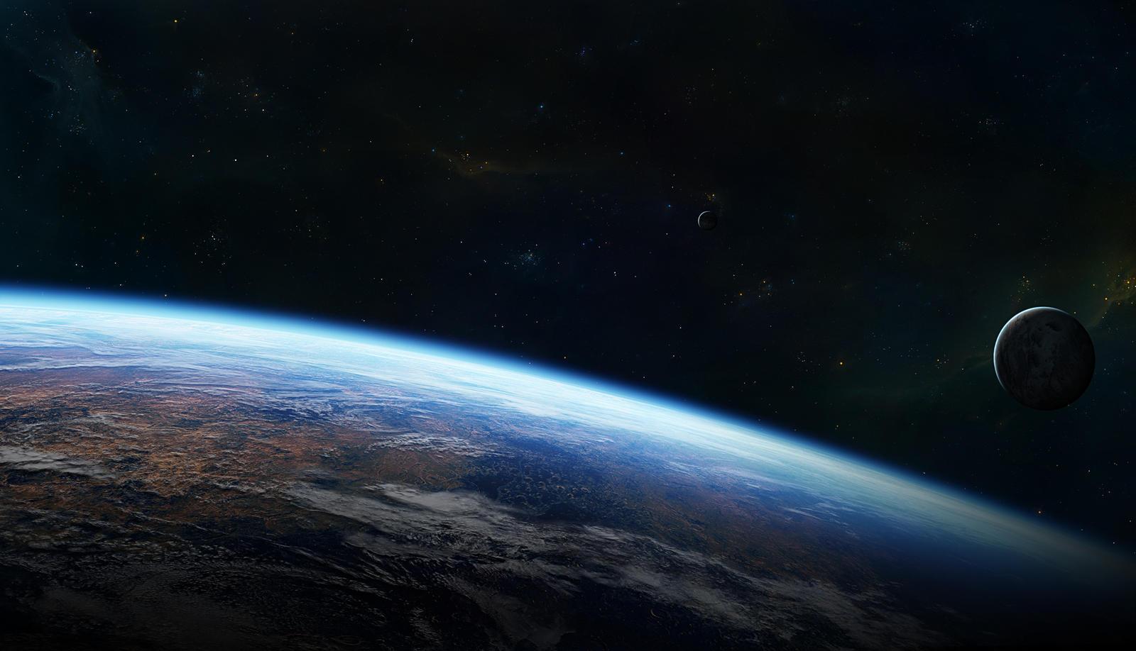 Aerials by TylerCreatesWorlds