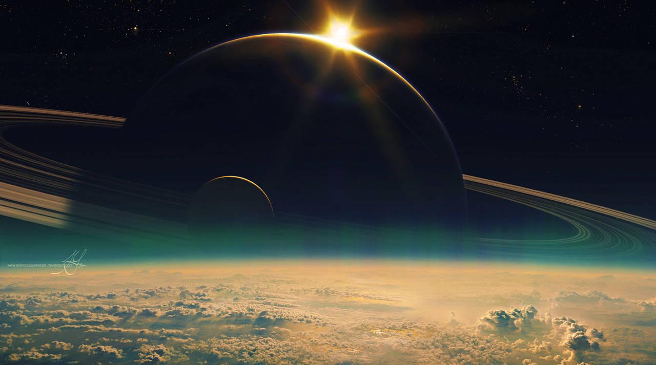 Under A Different Sun by TylerCreatesWorlds