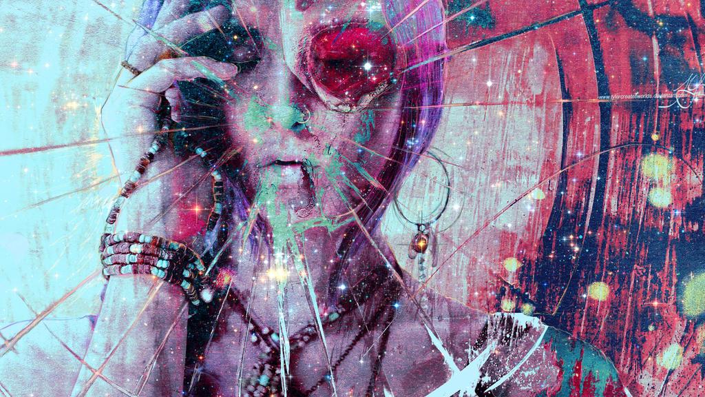 Seek Not My Ghost by TylerCreatesWorlds