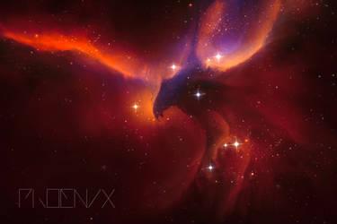 Phoenix by TylerCreatesWorlds