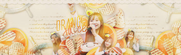 26122015 Orange juice by fcmon