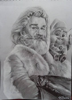 Santa Claus ~ Kurt Russell