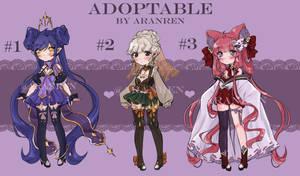 Adoptable (OPEN) new