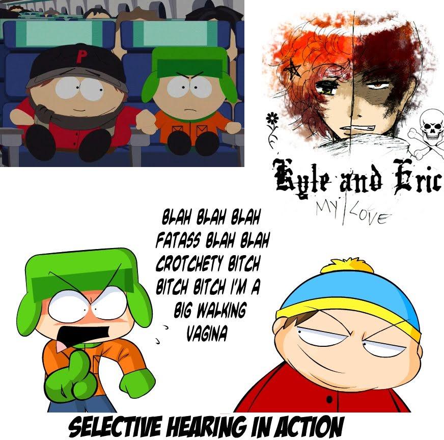 Cartman X Kyle Yaoi