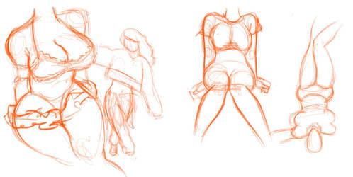 Lady Anatomy Practice