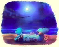 En la noche by mudkip-chan