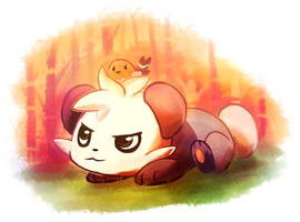 Bamboo by mudkip-chan