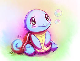 Squirtle by mudkip-chan