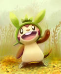 Here's chespin