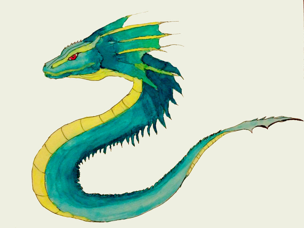 Jade Dragon by Elso12