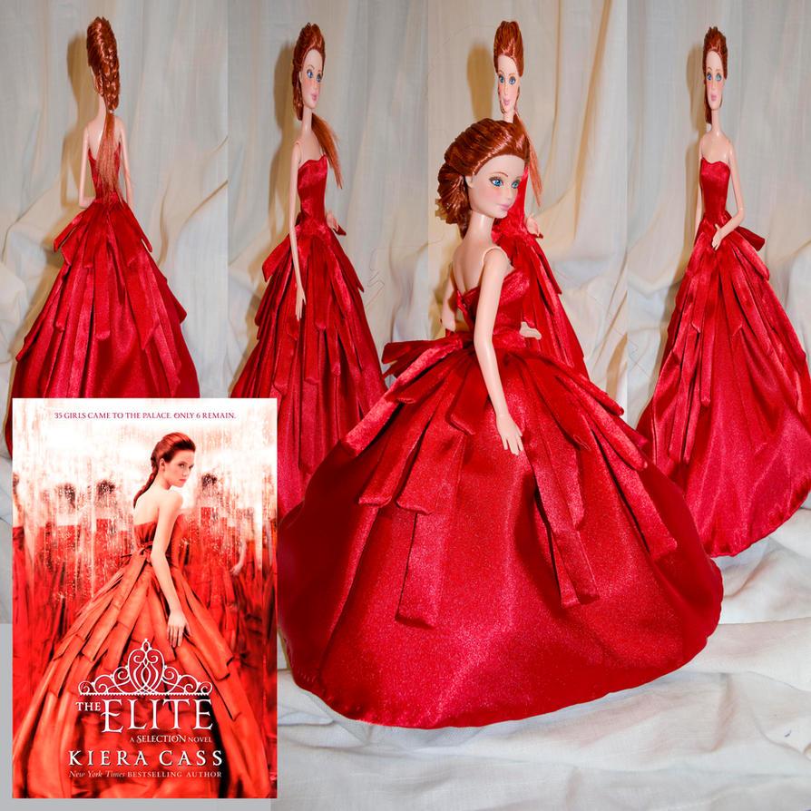 America Singer inspired doll by NightFuryTail
