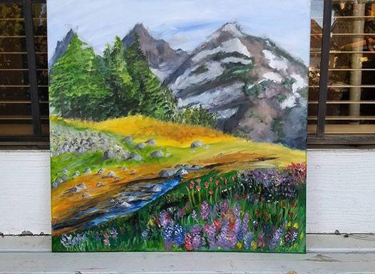 Mt. Rainier by goshilpa