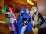 Teen Titans Girls.