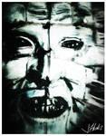Hellraiser - Pinhead painting