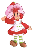 Strawberry Shortcake!