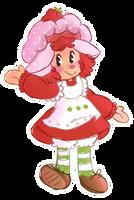 Strawberry Shortcake! by RoboPom