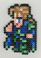 Edgar Final Fantasy VI by nekomusume