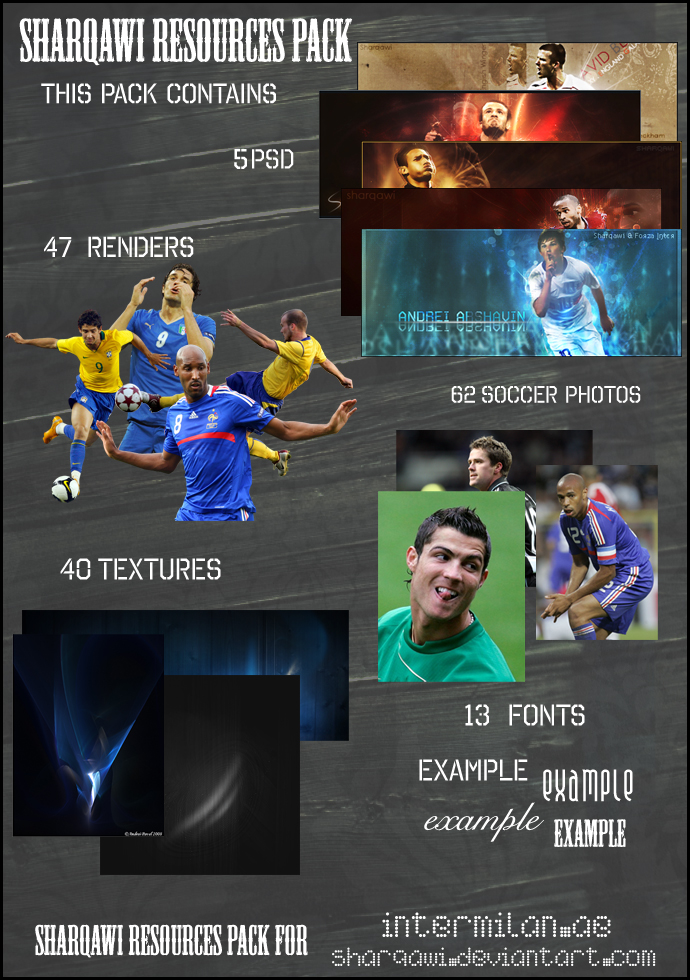 GRAN PACK SOCCER Sharqawi_Resources_Pack_by_Sharqawi