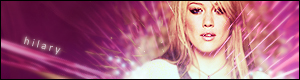 Hilary Duff by Leon-GFX