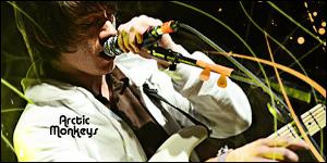 Arctic Monkeys by Leon-GFX