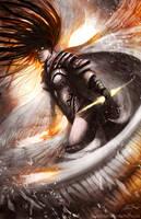 Through Burning Wings by alben