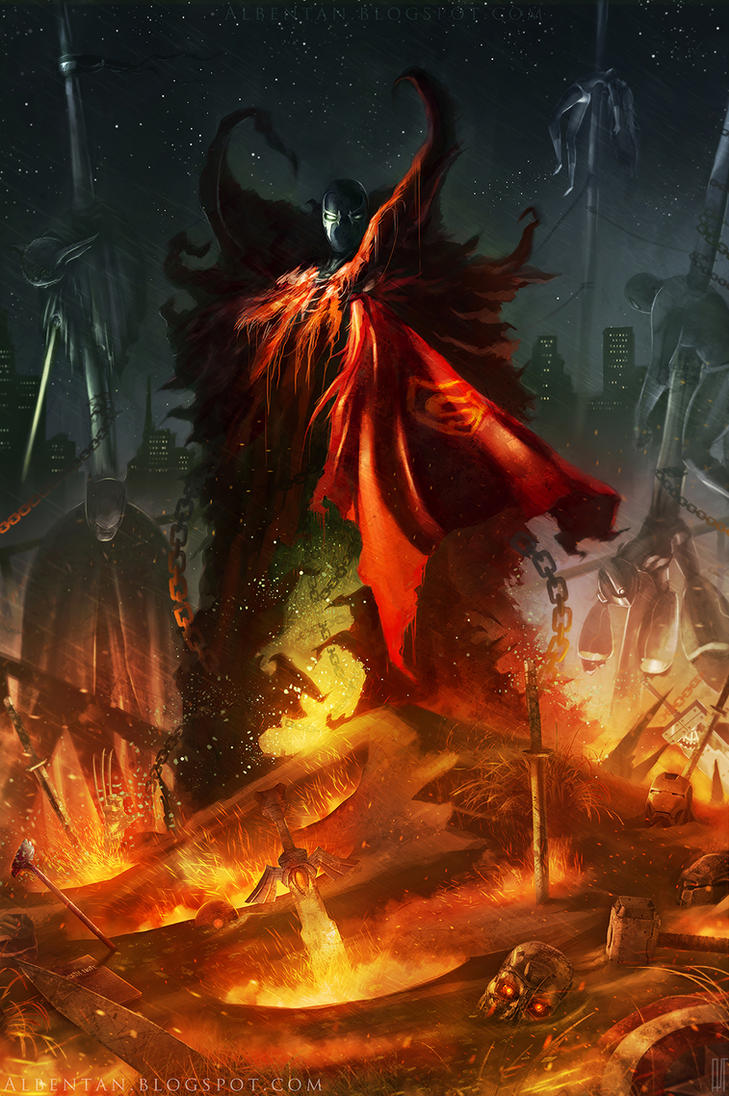 Spawn Apocalypse by alben