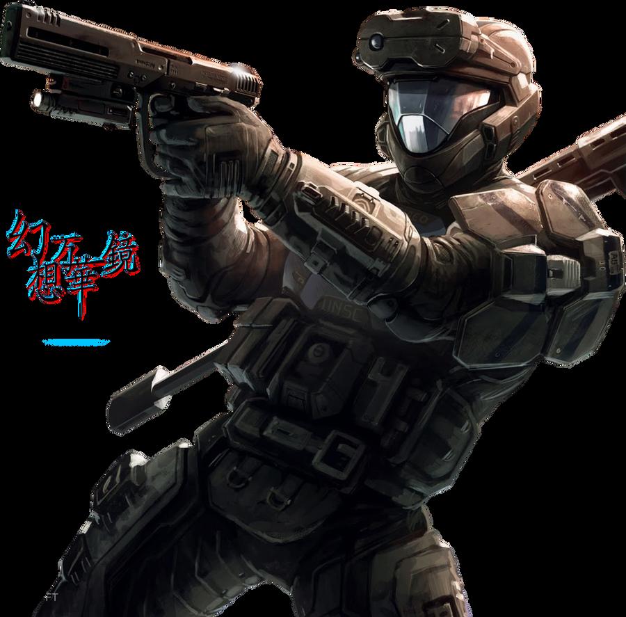Halo 3 odst by awakening scarlet on deviantart - Halo odst images ...
