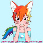 Rainbow Dash: OH MY GOSH!